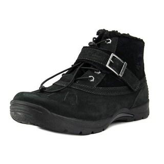 Timberland Mallard Round Toe Leather Snow Boot