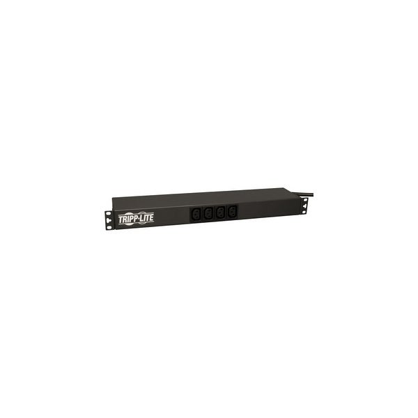 Tripp Lite PDUH20HVL6 Tripp Lite PDU Basic 208V / 240V 20A C19 C13 14 Outlet L6-20P 1U RM - 14 - 1UVertical Rackmount,