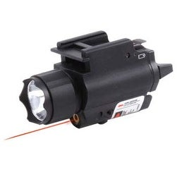 NcStar Weapon Mount Laser and LED Flashlight