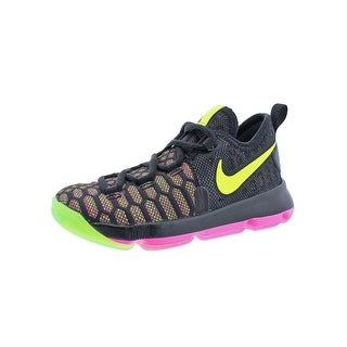 Nike Girls KD9 Basketball Shoes Little Kid Lightweight