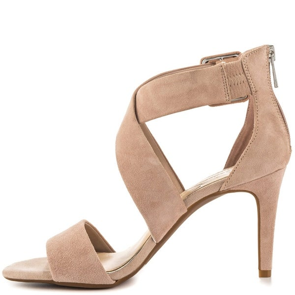 Jessica Simpson Women's Liddy Strappy Heeled Sandals