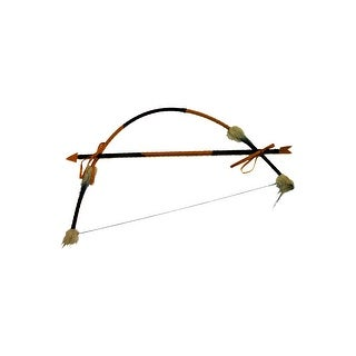 Indian Bow and Arrow Set