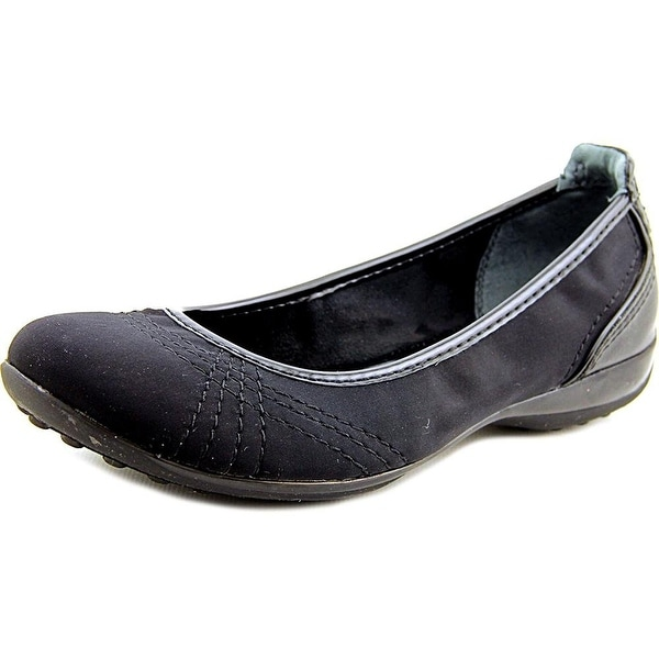 Giani Bernini Womens Kat Closed Toe Slide Flats