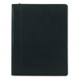Executive Weekly/Monthly Planner with Zippered Cover 8-1/4 x