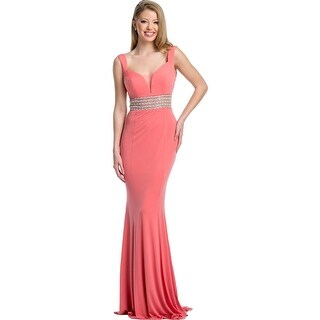 Terani Couture Classic Prom Evening Dress