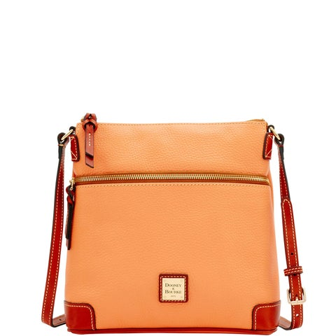 Dooney & Bourke Pebble Grain Crossbody Shoulder Bag (Introduced by Dooney & Bourke at $188 in Mar 2018)