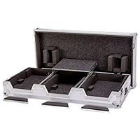Fly Drive Case for Two Large Format Pioneer with Laptop Shelf &amp