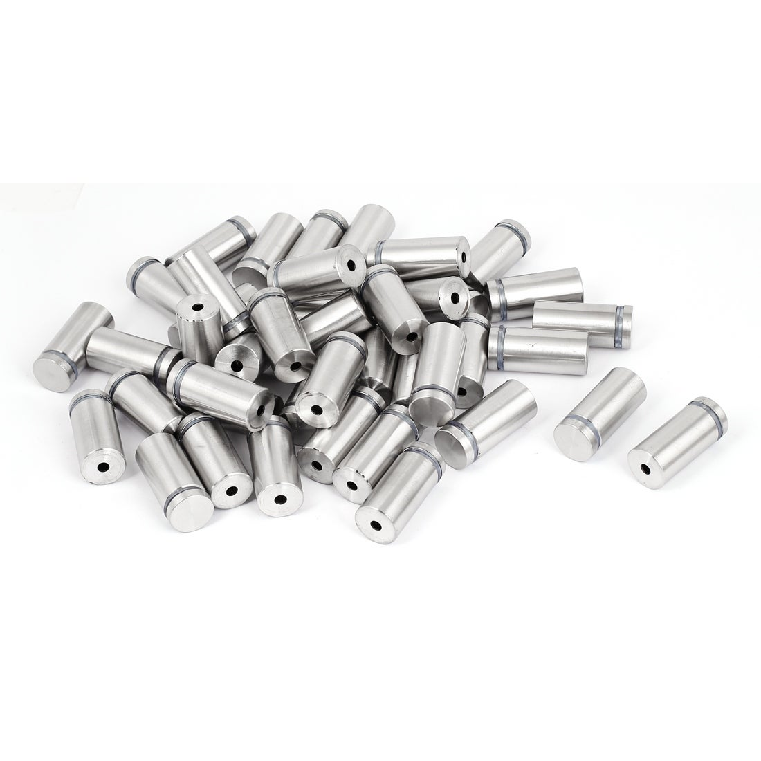 1-5/8 x 3/4 Stainless Steel Standoff Hardware 50pcs for Glass