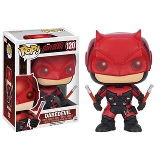 Marvel Daredevil Funko POP TV Vinyl Figure Daredevil Red Suit