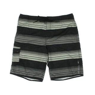 O'Neill Mens Trunks Striped Board Shorts - 44