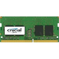 Crucial Memory CT16G4SFD824A 16GB DDR4 2400 SODIMM DRx8 Retail