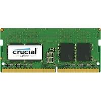 Crucial Memory CT4G4SFS824A 4GB DDR4 2400 SODIMM SRx8 Retail