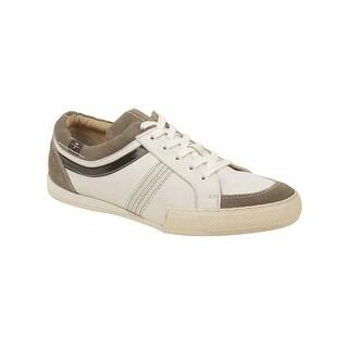 7 for All Mankind Men's Derek Sneaker in White