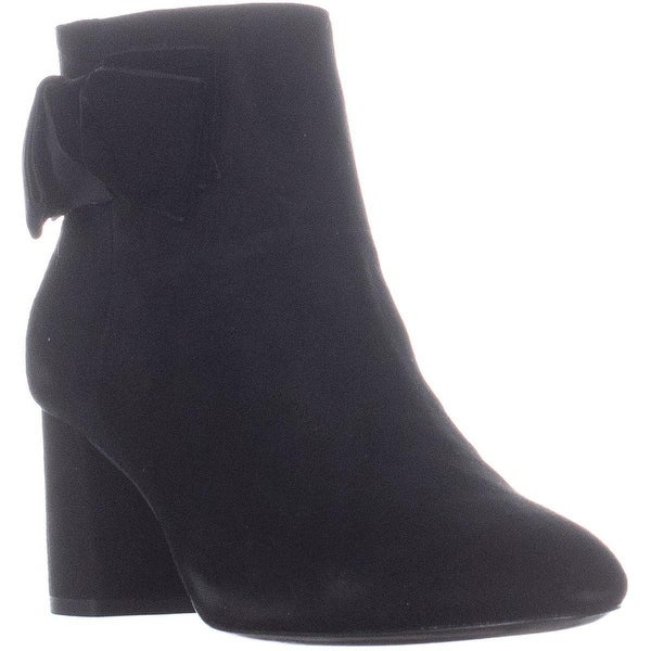 f618935fb6e11 Shop Kate Spade New York Holly Ankle Boots, Black - 6 US - Free ...