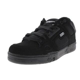 DVS Mens Comanche Suede Sport Skate Shoes - 9 medium (d)
