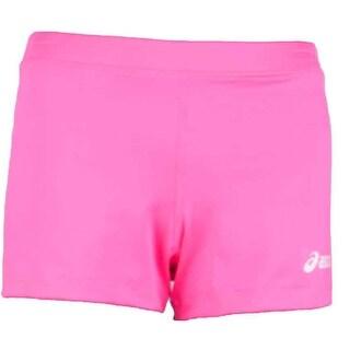 Asics Womens Lowcut Short  Athletic Shorts Shorts