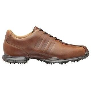 boutique adidas hommes est adipure hickory / blanc des chaussures de golf la livraison gratuite
