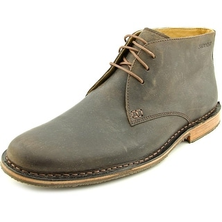 Sebago Tremont Round Toe Leather Chukka Boot