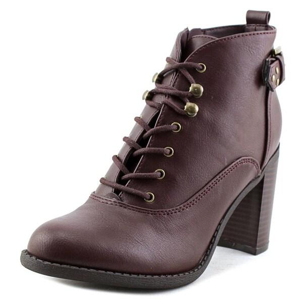 Indigo Rd. Spicy 2 Women Medium Red Boots