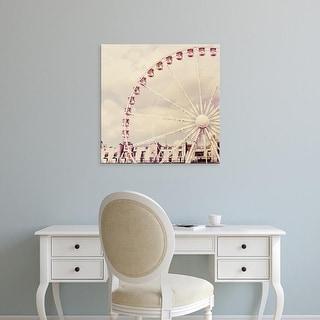 Easy Art Prints Keri Bevan's 'Paris Parfait' Premium Canvas Art