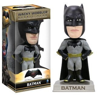 Funko Wacky Wobbler: Batman vs Superman - Batman Action Figure - multi