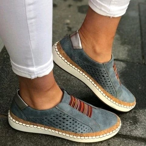 New Women's Fashion Casual Vulcanized Shoes Single Shoes