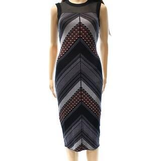 Rachel Roy NEW Black Women's Size XS Mesh Printed Sweater Dress|https://ak1.ostkcdn.com/images/products/is/images/direct/7221d77ebd081812463cf4385f2c0b2dae236feb/Rachel-Roy-NEW-Black-Women%27s-Size-XS-Mesh-Printed-Sweater-Dress.jpg?impolicy=medium