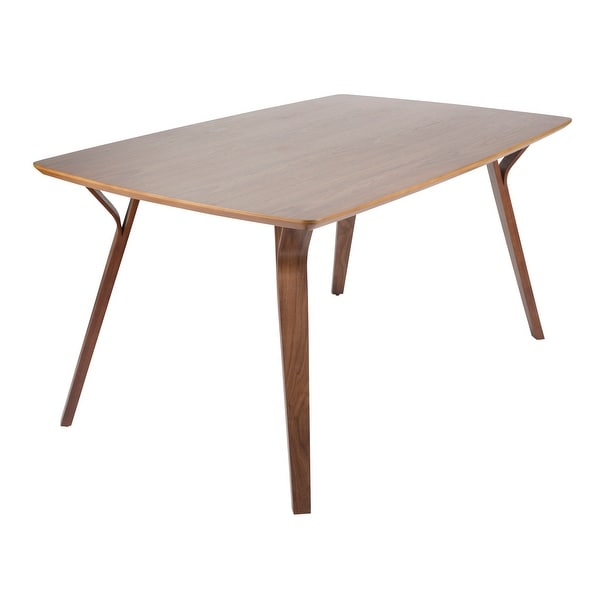 Folia Mid-Century Modern Dining Table. Opens flyout.