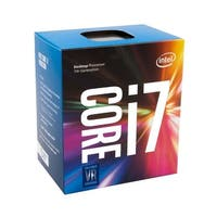 NEW - New Intel i7-7700 Kaby Lake Quad Core Processor 3.6GHz BX80677I77700