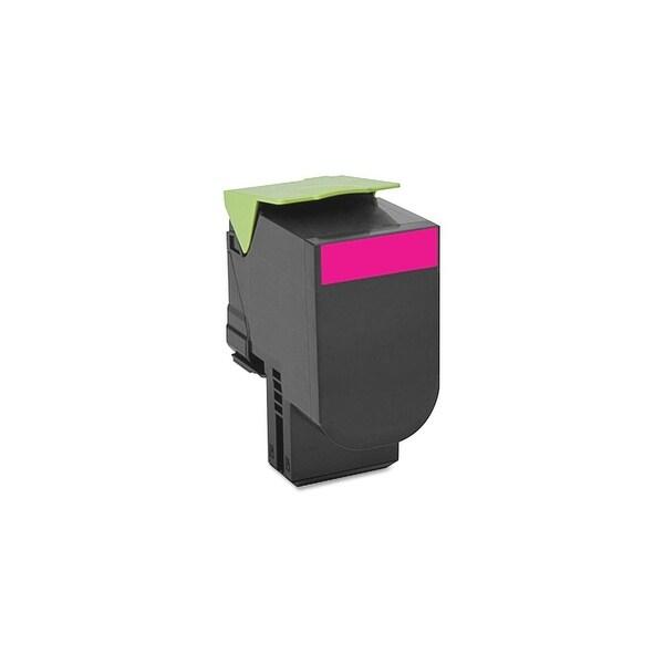 Lexmark 70C0H30 Lexmark 700H3 Magenta High Yield Toner Cartridge - Magenta - Laser - 3000 Page - OEM