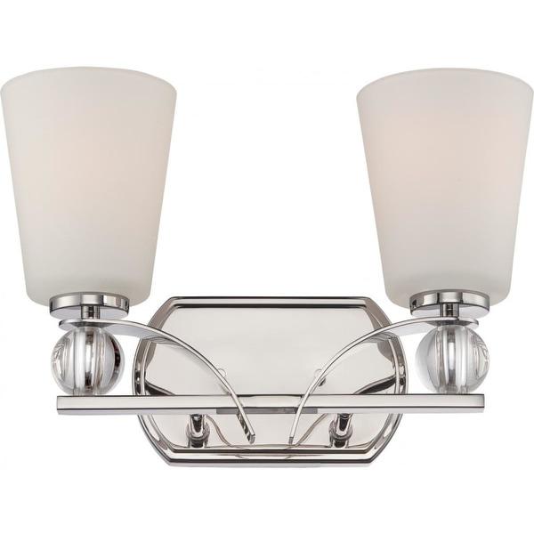 Nuvo Lighting 60/5492 Connie 2 Light Bathroom Vanity Light