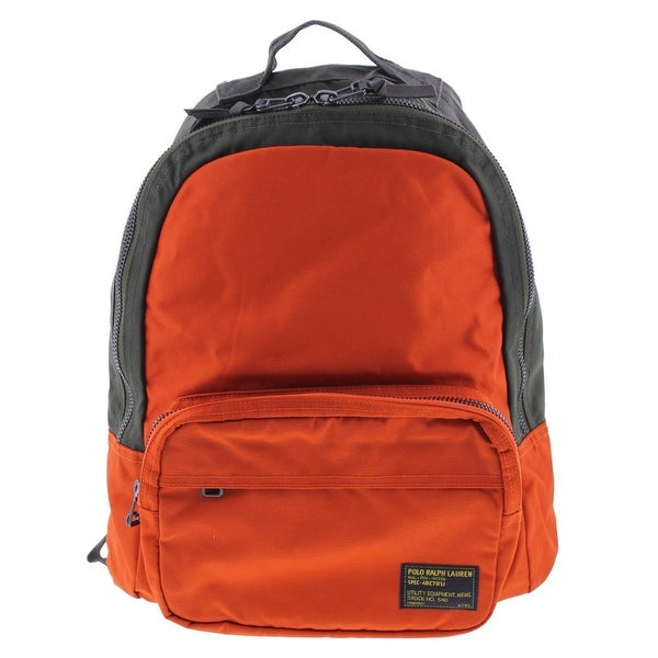 Shop Polo Ralph Lauren Mens Backpack Camoflage Colorblock - Free Shipping  Today - Overstock - 19751617 a557b9553134a