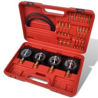 vidaXL Carburetor Vacuum Synchronizer Gauges Tool Kit