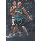 Bryant Reeves Vancouver Grizzlies 1999 Fleer Metal Universe Autographed Card This item comes with