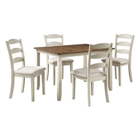 """West Lake 47"""" 5-pc. Dining Table Set"""