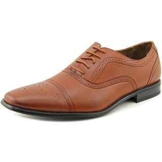 Delli Aldo M3-19006 Men Square Toe Leather Oxford