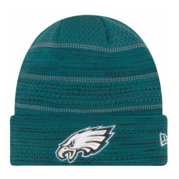 Shop New Era Philadelphia Eagles NFL Knit Hat Cap Winter Beanie Skullcap  11460351 - Free Shipping On Orders Over  45 - Overstock - 18609188 95a2b4857