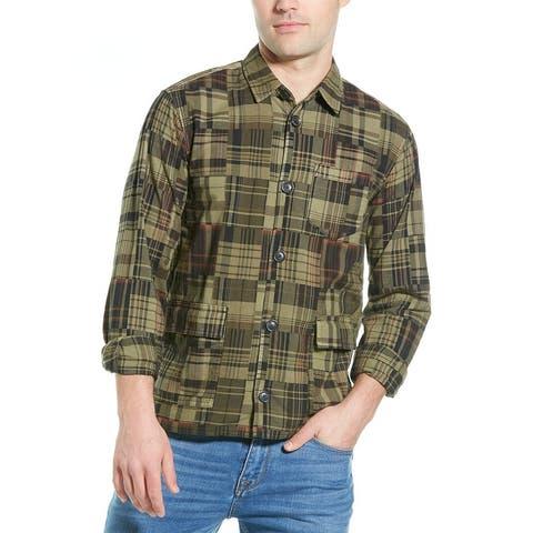 John Varvatos Darren Star Shirt