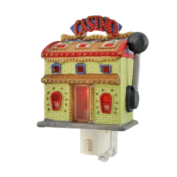 Casino Slot Machine Night Light - Multicolored