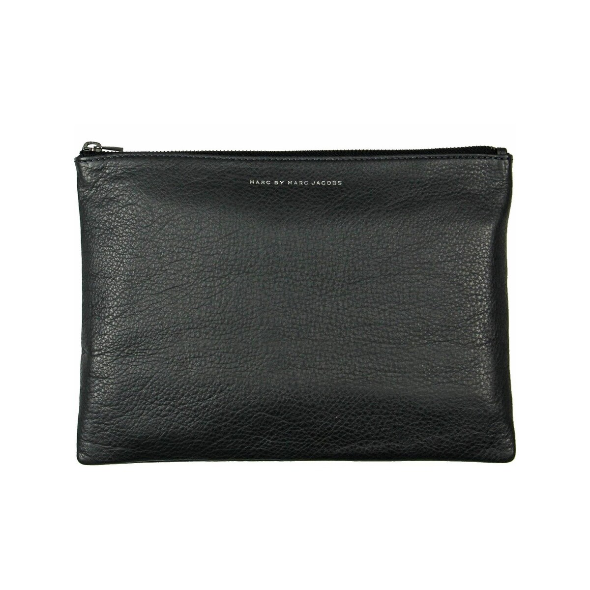 6f45e6e1dd3 Shop Marc by Marc Jacobs Clutch Handbag Leather Travel - Small - Free  Shipping Today - Overstock - 28277420