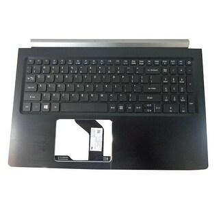 Acer Aspire A715-71G A717-71G Palmrest & US Keyboard 6B.GP8N2.001