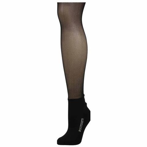 Bootights Womens Netscape Fishnet Casual Socks Tights
