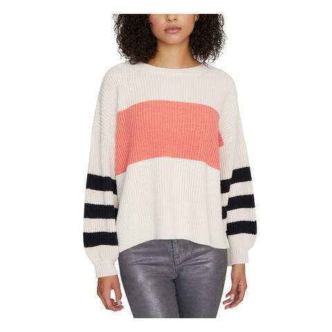 SANCTUARY Beige Long Sleeve Sweater S