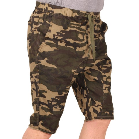 Blacksmith Men's Stretch-Twill Jogger Short