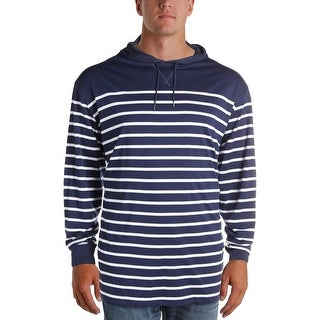 231c435fd4 Shop Polo Ralph Lauren Mens Big & Tall Hoodie Striped Pullover - 2xlt -  Free Shipping On Orders Over $45 - Overstock - 23535705