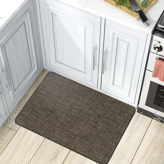 Link to Texture Anti Fatigue Mat Beige Similar Items in Transitional Rugs