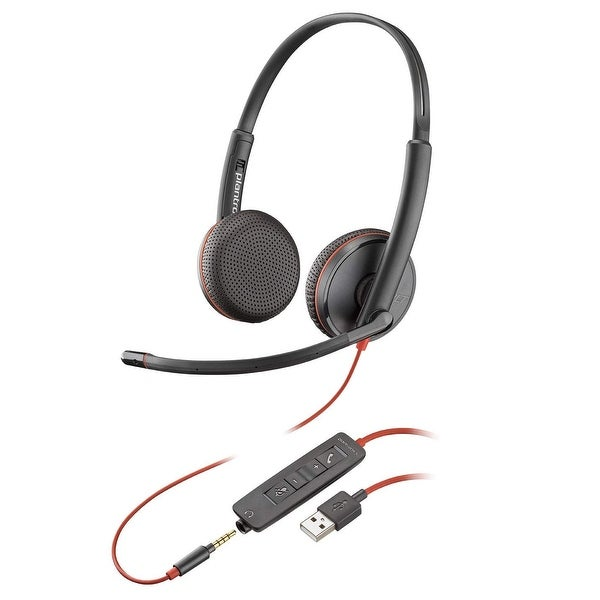 Plantronics Blackwire C3225 USB A Plantronics Blackwire C3225 USB
