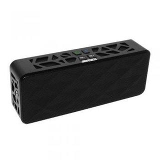 JENSEN JENSMPS650B Portable Bluetooth Rechargeable Speaker