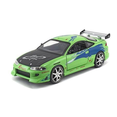 Fast & Furious 1:24 Brian's Mitsubishi Eclipse - Multi