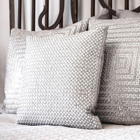Sparkles Home Rhinestone Montaigne Pillow
